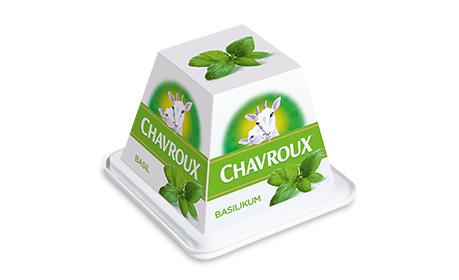 Chavroux Marke Historie 2015