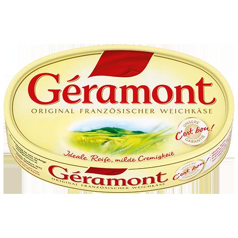 Géramont Produkte packshot Classic 200 g