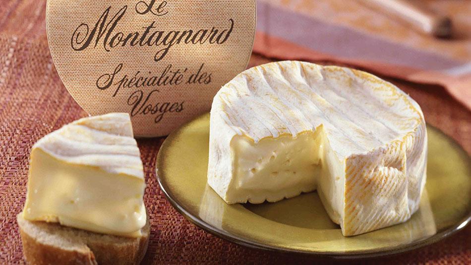 Le Montagnard Käse aus Bergmilch