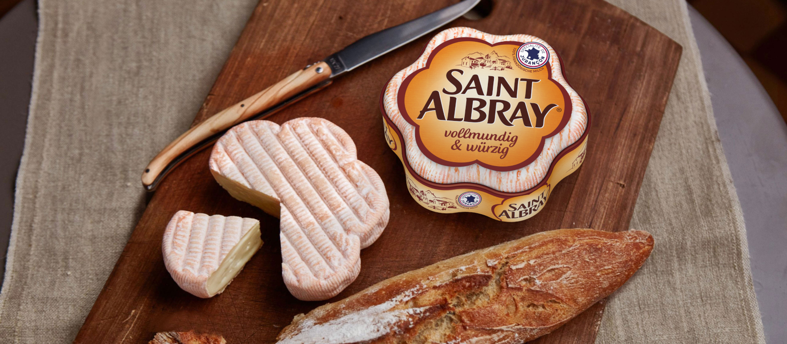 Saint Albray - Entdecke die Würze Frankreichs!
