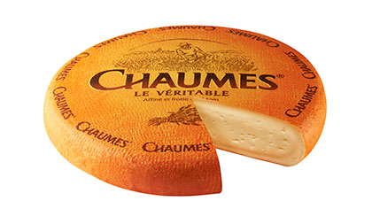 Käse Wein Chaumes packshot