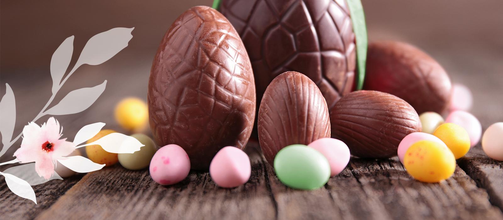 Köstliche Ostern