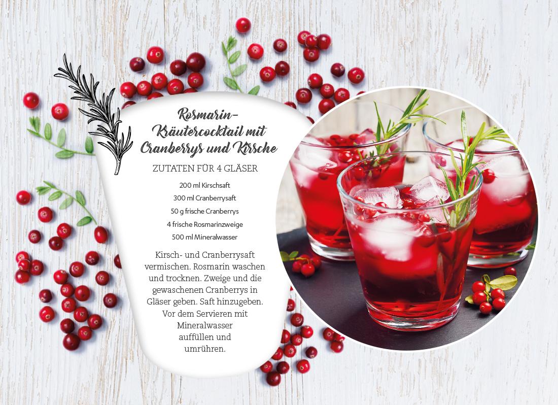 Rezept für Kräuter-Cocktail für Dein Osterfest